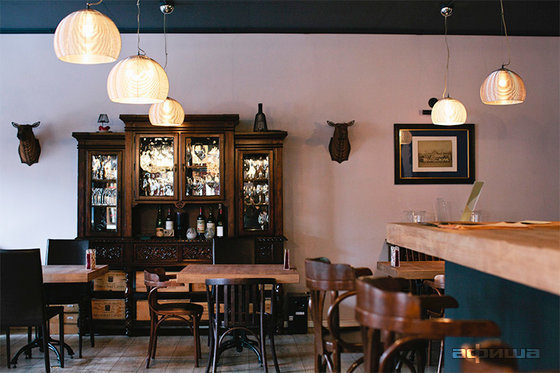 Ресторан Сова и топор - фотография 8