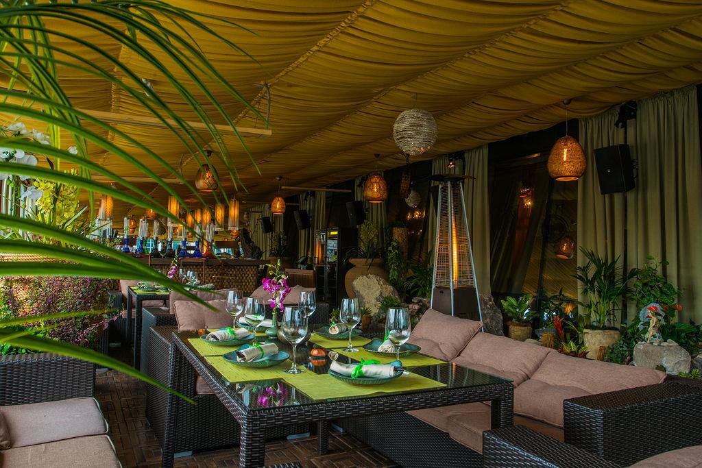 Ресторан Bamboo.Bar - фотография 11