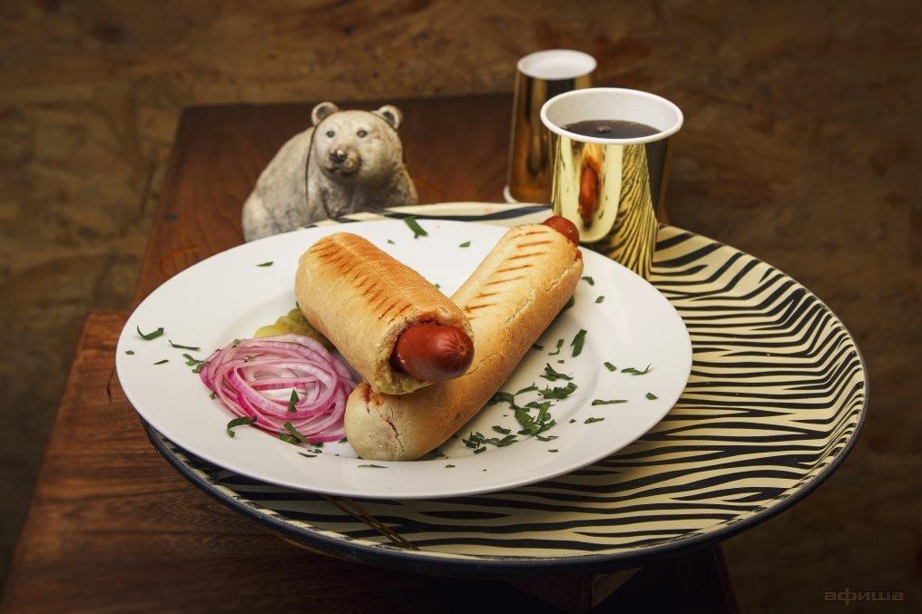 Ресторан Mishka - фотография 10