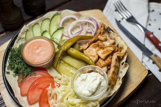 Ресторан Bukowski Bar - фотография 10