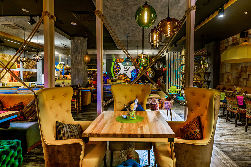 Ресторан Шикари - фотография 6