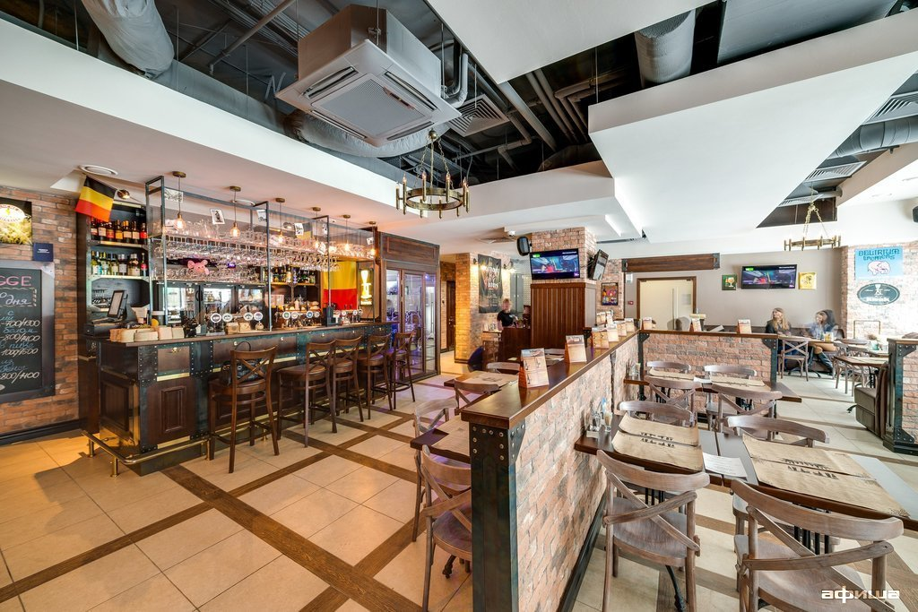 Ресторан Brugge - фотография 4