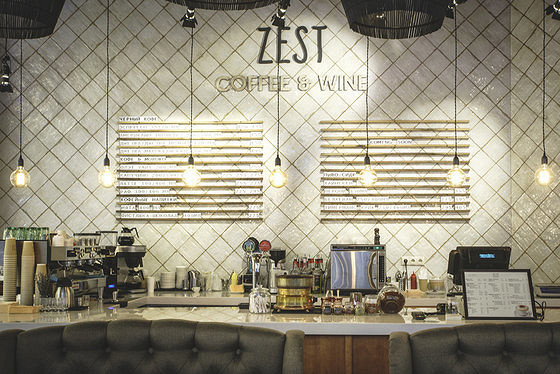 Ресторан Zest Coffee & Wine - фотография 2
