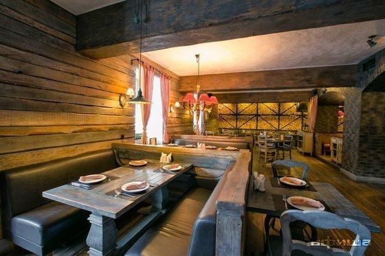 Ресторан Амбар - фотография 13