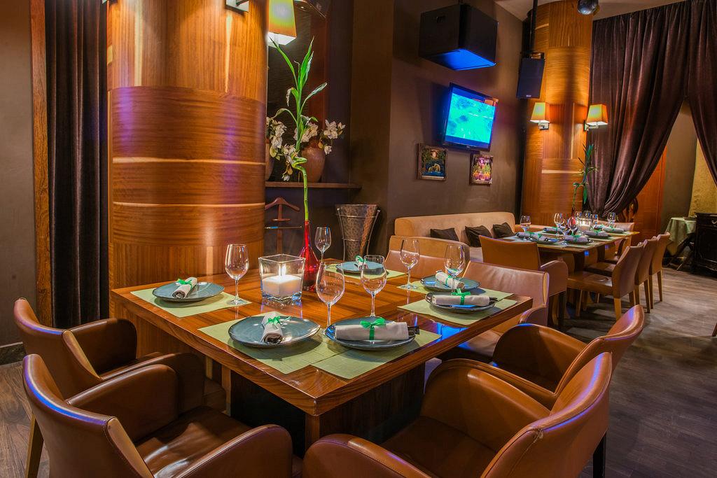 Ресторан Bamboo.Bar - фотография 16