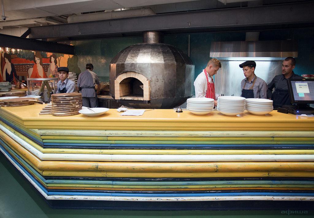 Ресторан Food Park - фотография 13