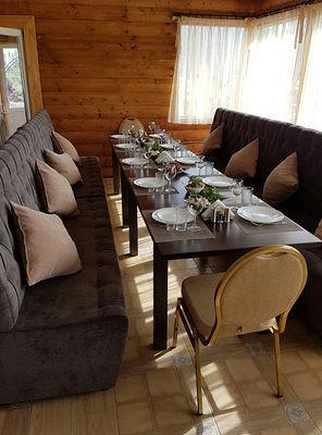 Ресторан У речки Каменки - фотография 1