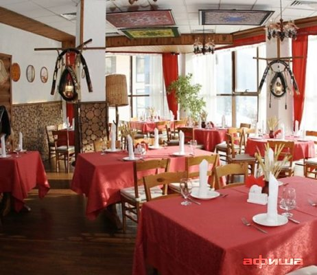 Ресторан Деревня - фотография 1