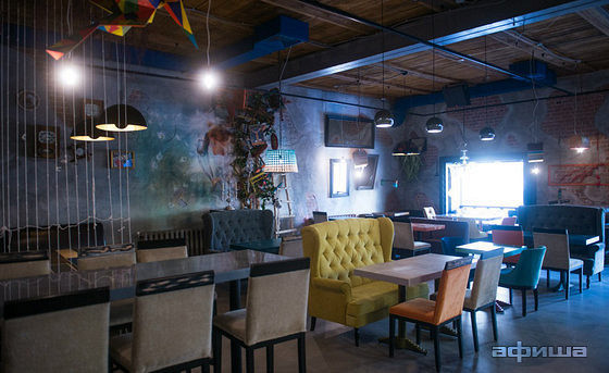Ресторан F.Starter - фотография 17