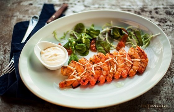 Ресторан Double Grill & Bar - фотография 6