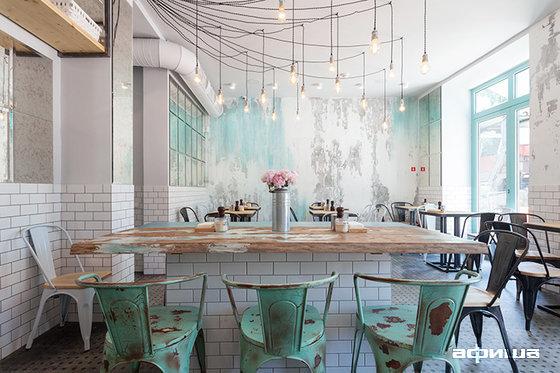 Ресторан Scramble Café - фотография 9