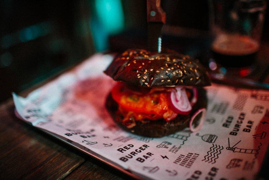 Ресторан Red Burger Bar - фотография 2