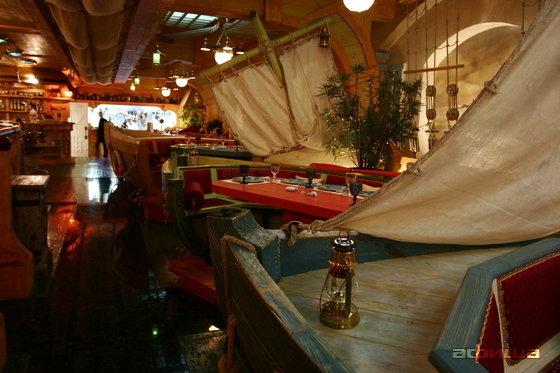 Ресторан Камбала - фотография 10