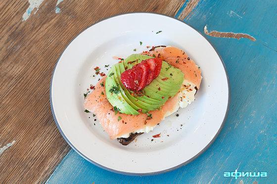 Ресторан Scramble Café - фотография 6