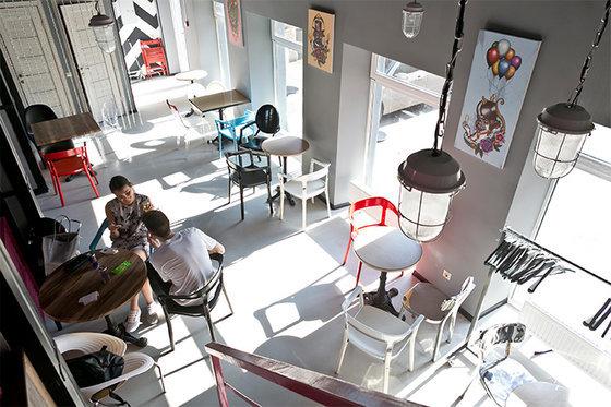Ресторан Sparkling Dog - фотография 2