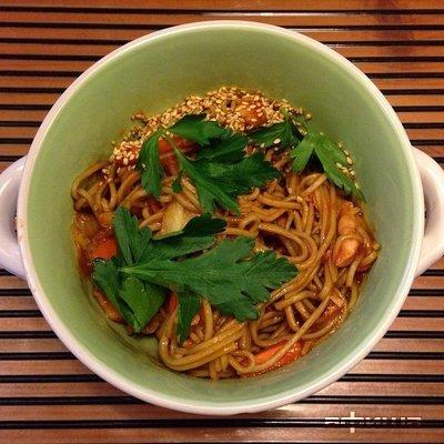 Ресторан Noodles Bar - фотография 10