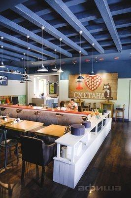Ресторан Сметана - фотография 14