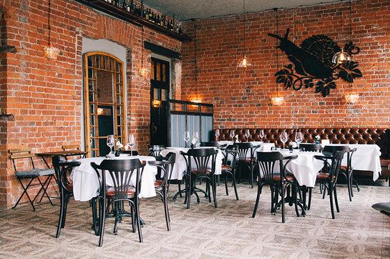 Ресторан Petit Pierre café - фотография 12