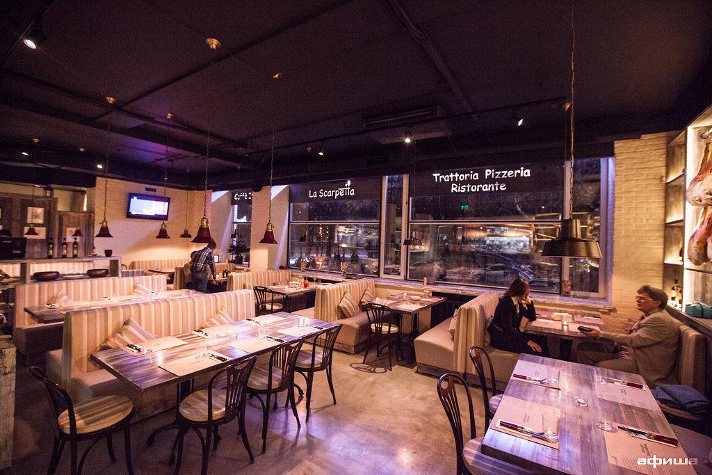 Ресторан La scarpetta - фотография 28
