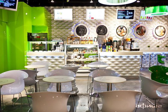Ресторан Heavenly Yogurt - фотография 13