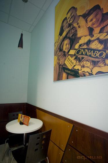 Ресторан Cinnabon - фотография 9