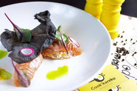 Ресторан Cook'kareku - фотография 10