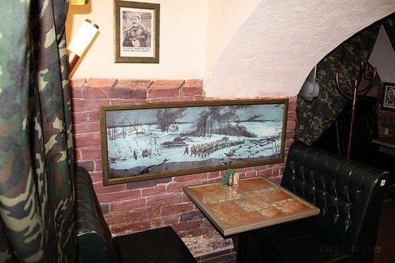 Ресторан Штаб - фотография 4