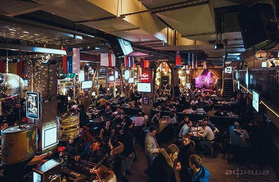 Ресторан Barak O'Mama - фотография 3