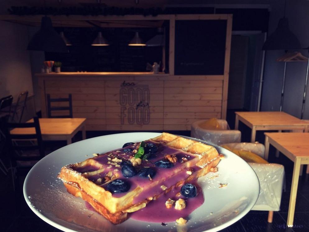 Ресторан Too Good for Food - фотография 2