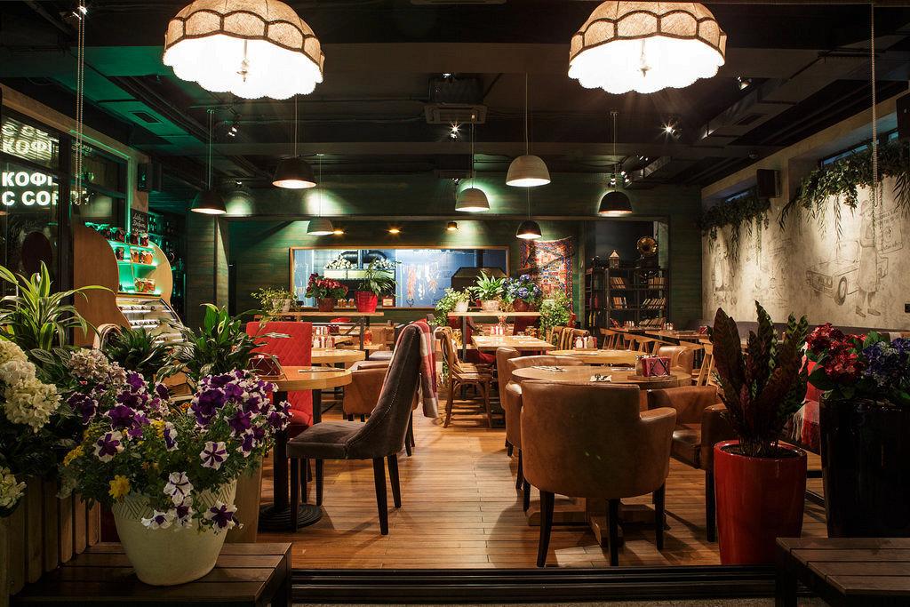 Ресторан Батони - фотография 3
