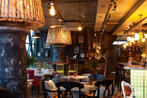Ресторан Ragu Café - фотография 5
