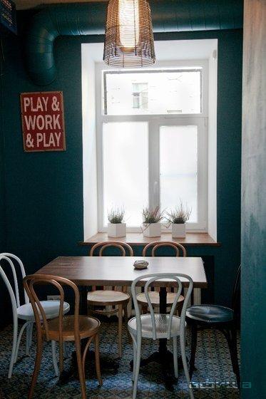 Ресторан Все в сад - фотография 4