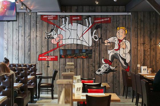 Ресторан Beerburger - фотография 11