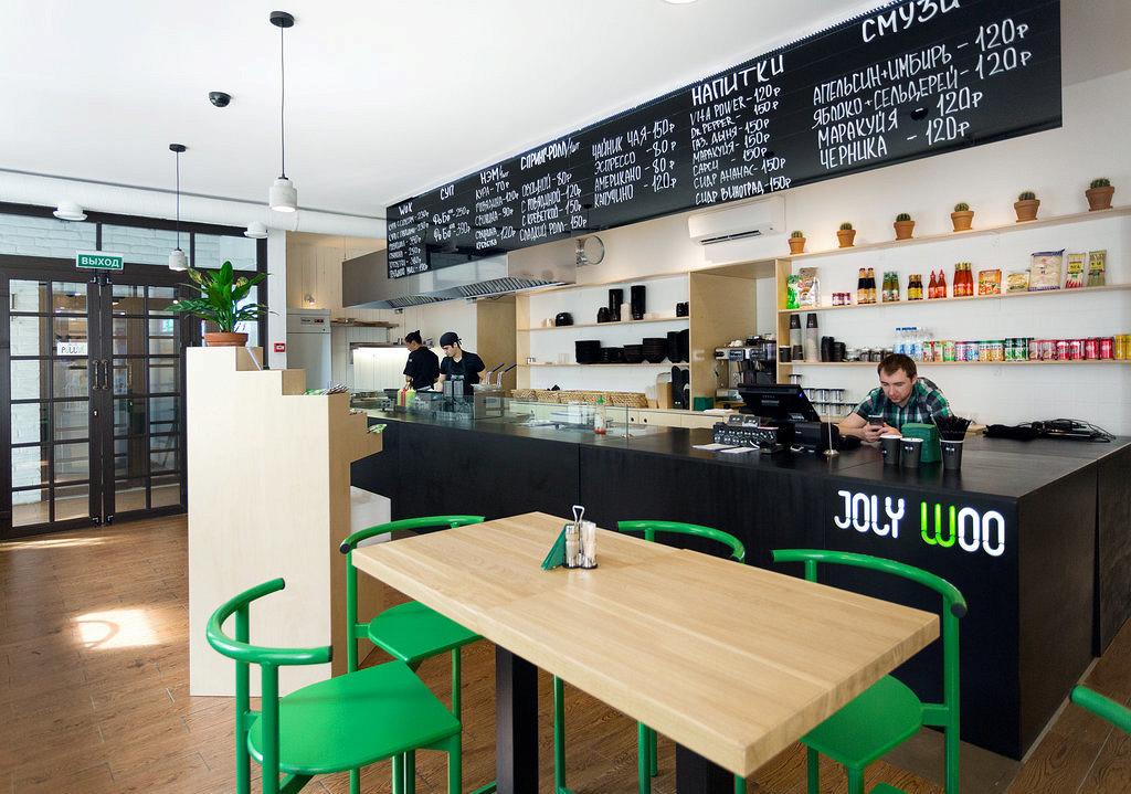 Ресторан Joly Woo - фотография 11