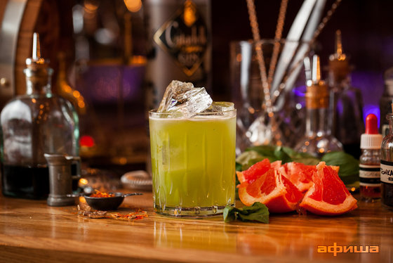 Ресторан Gin Tonic Bar - фотография 4