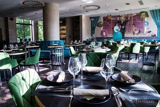 Ресторан Elements by Edward Kwon - фотография 14