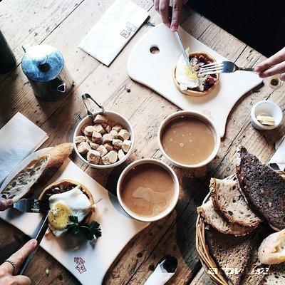 Ресторан Хлеб насущный - фотография 14