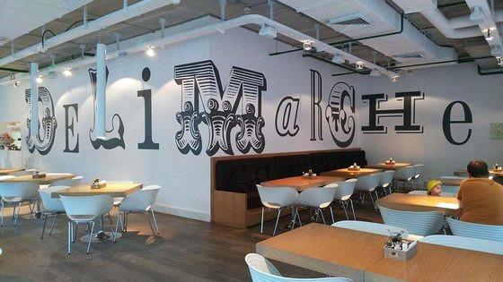 Ресторан Делимарше - фотография 7