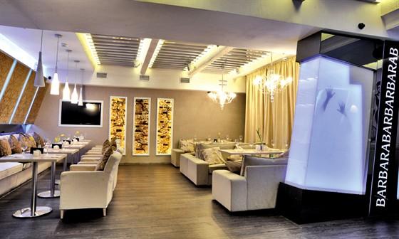 Ресторан Барбара - фотография 14 - Барбара бар - Нижний зал 2