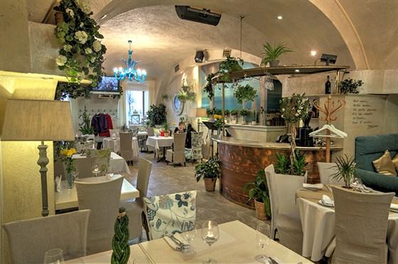Ресторан Palermo - фотография 10 - Ресторан Палермо/Palermo restaurant