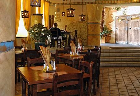 """Ресторан Сфинкс - фотография 2 - Интерьер ресторана """"Сфинкс"""""""