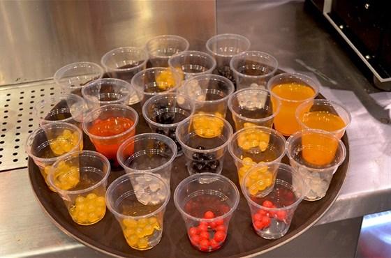 Ресторан Bubbleology - фотография 2