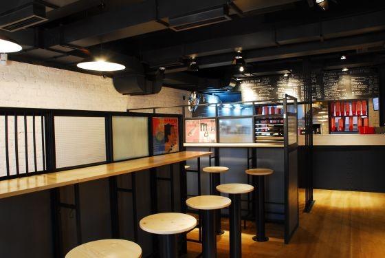 Ресторан Воккер - фотография 17