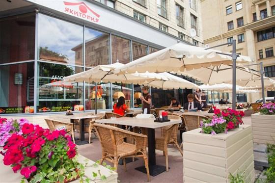 Ресторан Якитория и Mojo - фотография 9
