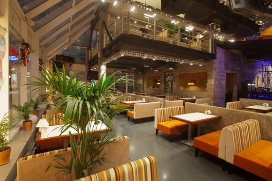 Ресторан Пирамида - фотография 2