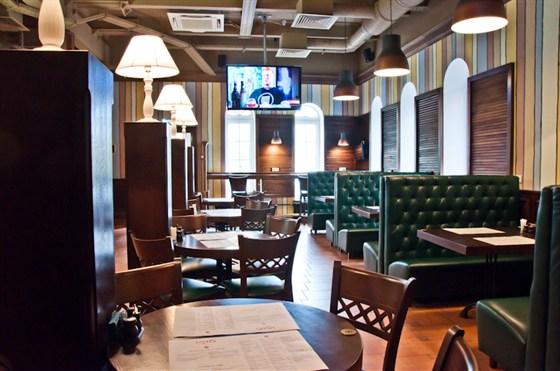 Ресторан 1516 - фотография 1 - 1 этаж некурящий
