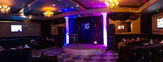Ресторан Don Gusto - фотография 14 - Банкетный зал - Караоке клуб DG