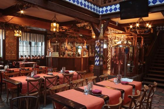 Ресторан Карл и Фридрих - фотография 16