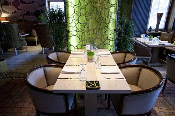 Ресторан Мята - фотография 2