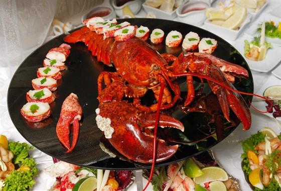 Ресторан Ривер-палас - фотография 6